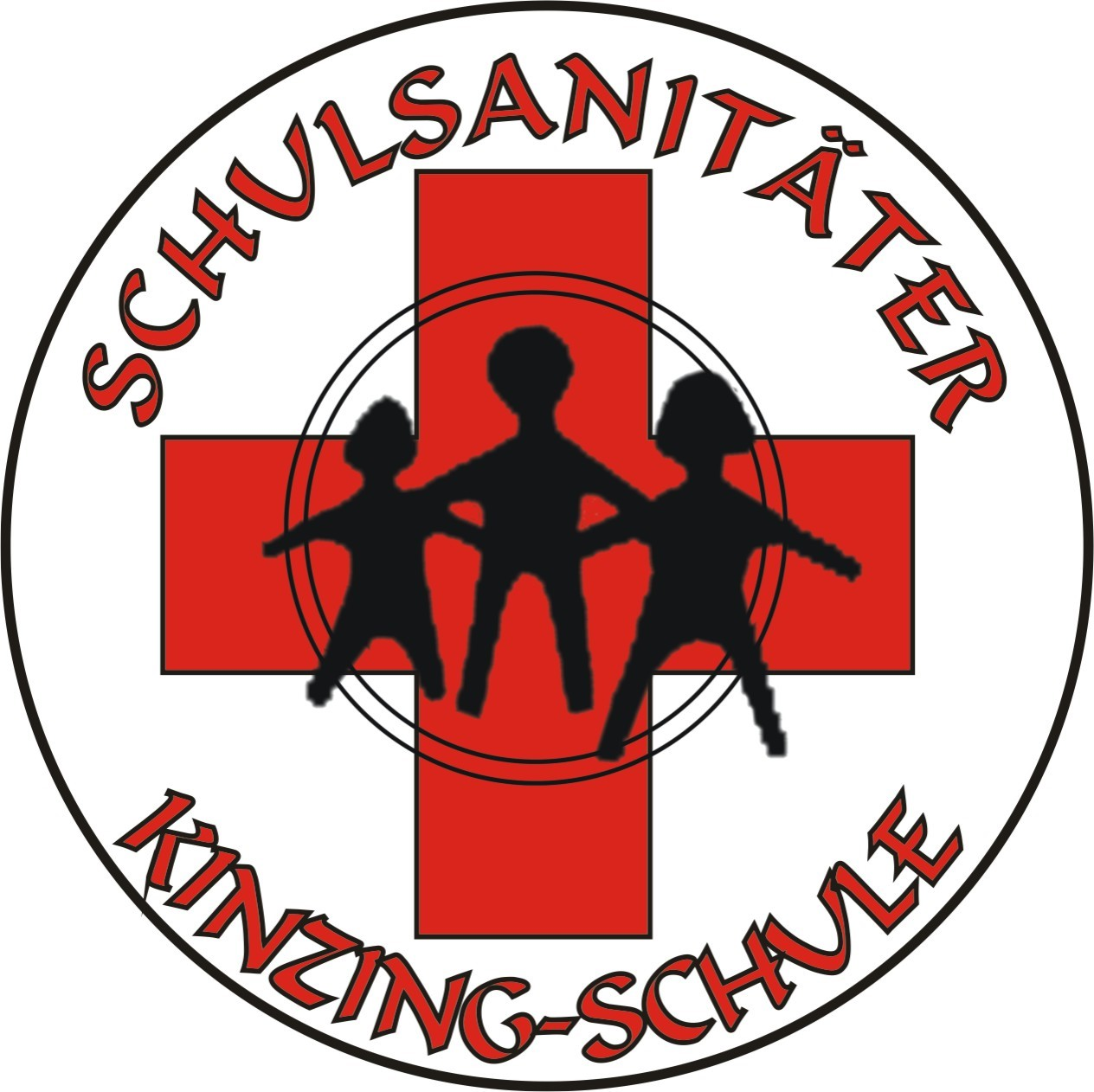 Schulsanitäter logo  Schulsanitäter - Kinzing-Schule